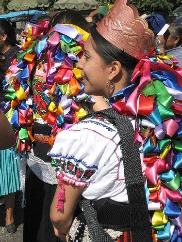 Peinados Tipicos Mexicanos