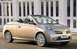 Nissan Micra Cabriolet : car reviews nissan micra c c 1 6 16v essenza the aa ~ Melissatoandfro.com Idées de Décoration