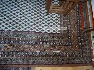 Teppich 3 X 4 M : teppich indien sarough mir braun beige blau schwere qualit t 2 45 x 3 10 m ~ Frokenaadalensverden.com Haus und Dekorationen