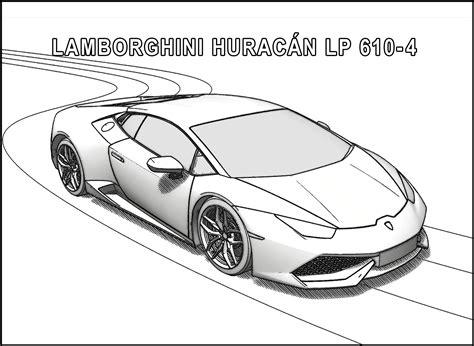 Lamborghini Aventador Coloring Pages 2426193