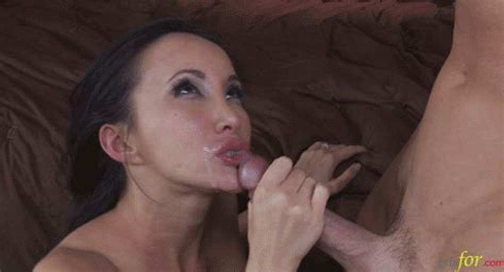#Beautiful #Asian #Wife #Has #Just #Blew #Big #Dick