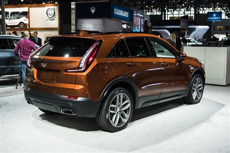 2020 Cadillac Xt6 Gas Mileage by 2019 Cadillac Xt4 Priced To Start At 35 790 Gm Authority