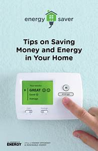 Energy Saver Guide  Tips On Saving Money And Energy At Home