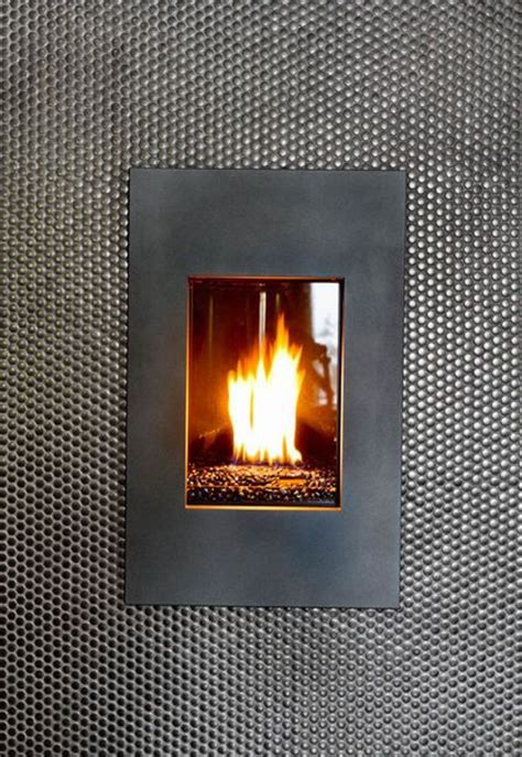 Sacks Tile Fireplace by Here Is An Exle Of Brass Schluter Used Minimally