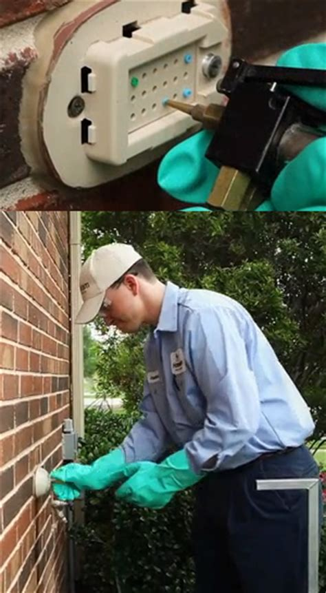 New Construction & Preconstruction Pest Control System
