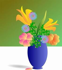 Bouquet Of Flowers Clip Art at Clker.com - vector clip art ...