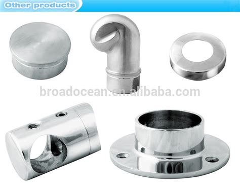 stainless steel decorative curtain rod end caps buy