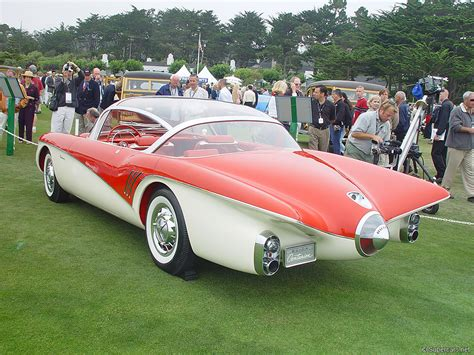 1956 Buick Centurion Gallery Gallery Supercarsnet