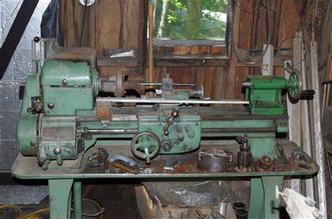 fs logan  turret thread cutting lathe