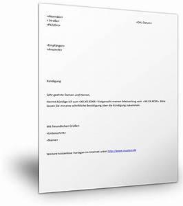 Mietvertrag Vorlage 2015 : k ndigung mietwohnung download mustervorlage ~ Eleganceandgraceweddings.com Haus und Dekorationen