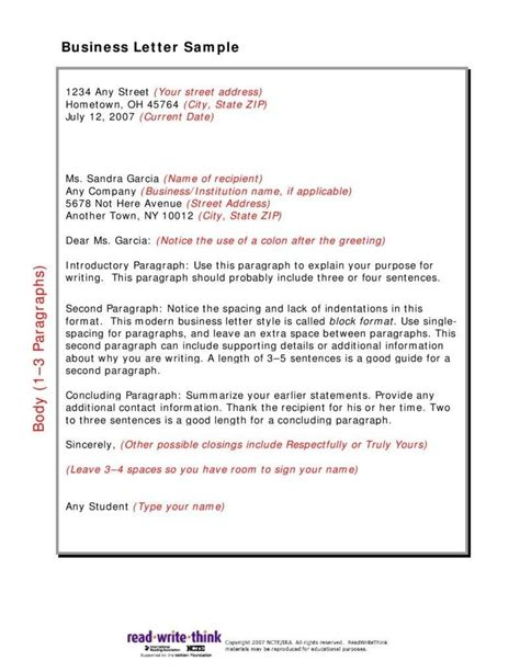 business memo     business letter