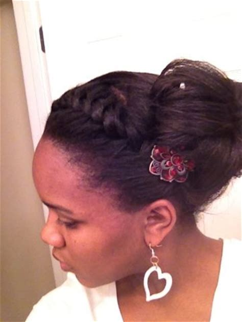 protective styling for relaxed hair 25 best ideas about relaxed hair journey on 5140