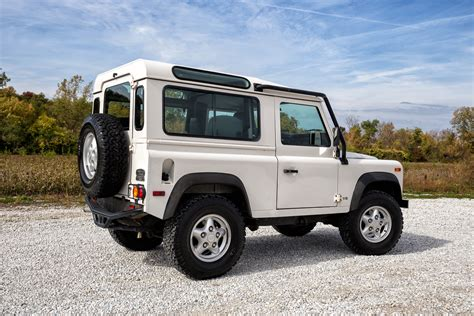 1997 land rover defender 1997 land rover defender fast lane classic cars