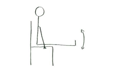 abdo au bureau top des exercices physiques à faire au bureau