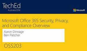 How To Keep Your Job Microsoft Office 365 Security Privacy And Compliance