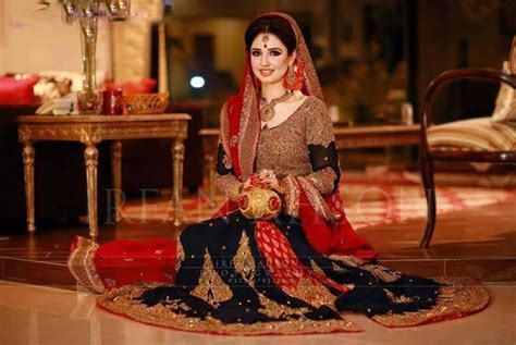 Wedding Dresses Pakistani : Wonderful Bridal Pakistani Dresses Collection 2017-2018