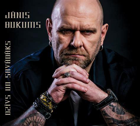 JĀNIS BUKUMS - Dzīvs un Savādāks CD • Latvijas Rokmūzikas ...