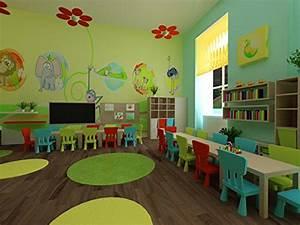Mark Ruckledge's Blog - Preschool Classroom Design - July ...