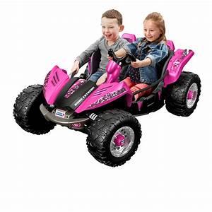 Power Wheels Dune Racer 12 Volt Battery Ride On Car Hand