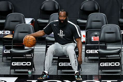 Rockets relieved to see James Harden traded - SportPress.ca