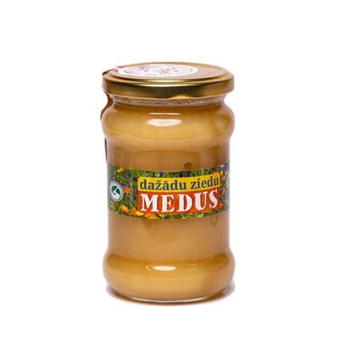Medus Dažādu Ziedu 400g - MEDUSPILS