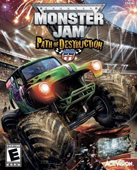 monster truck games video monster truck games giant bomb