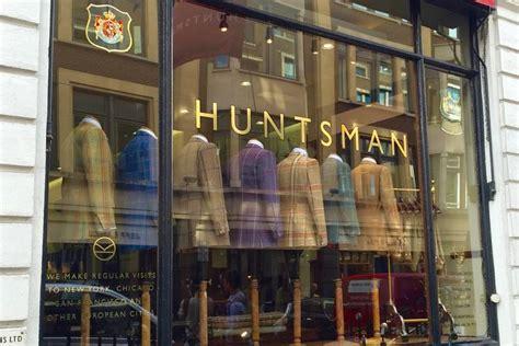 savile rows  tailors huntsman  savile row