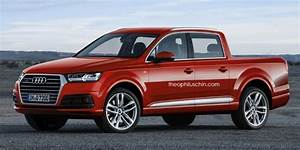 Pick Up Audi : 2015 audi q7 pickup truck rendered aluminum giant autoevolution ~ Melissatoandfro.com Idées de Décoration