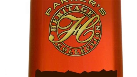 NEW Cask-Strength Wheated Bourbon Aged 10 Years, Parker's ...