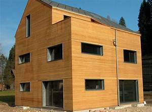 Lärche Sägerauh Fassade : sch rer holz fassade aus l rche geschr gt ~ Michelbontemps.com Haus und Dekorationen