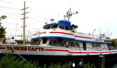 Yankee Clipper Fishing Boat Key West by Yankee Capts Fishing Boat At Dock On Stock Island
