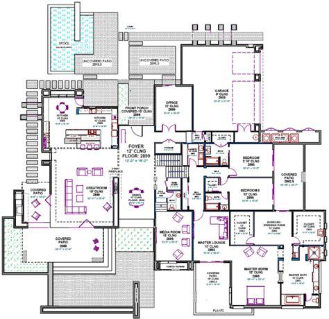 custom home design examples custom contemporary modern house plans