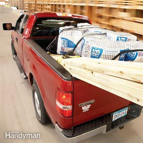 pickup trucks   transport   family handyman