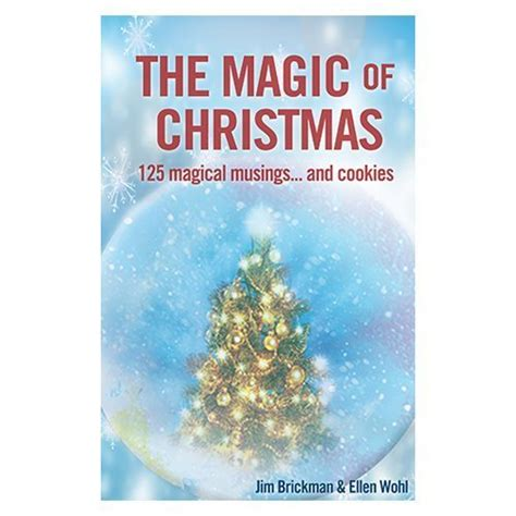 the magic of christmas gift book jim brickman music