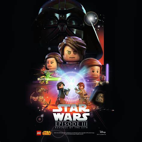 ap starwars lego episode  revenge   sith art film