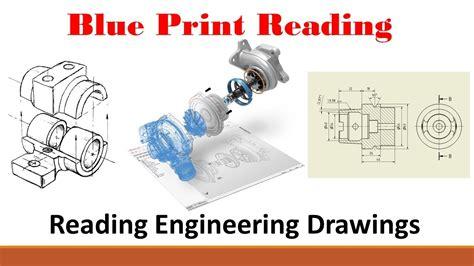 basics  reading engineering drawings youtube