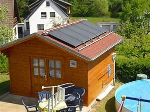 Solaranlage Für Gartenhaus : solar gartenhaus my blog ~ Whattoseeinmadrid.com Haus und Dekorationen