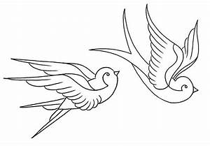 Traditional Swallow (sketch tattoo)   Art Journals Part 1 ...