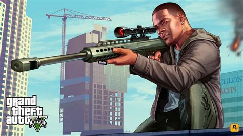 Two New Pieces Of Gta V Artwork