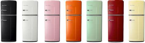cuisines et vins big chill le frigo usa vintage refrigérateur design et