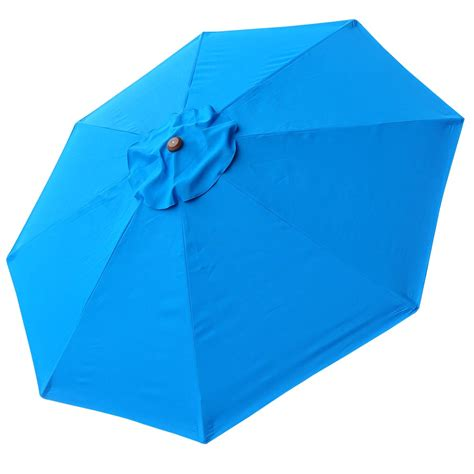 8ft 8 rib patio umbrella cover canopy replacement top outdoor yard garden desk ebay
