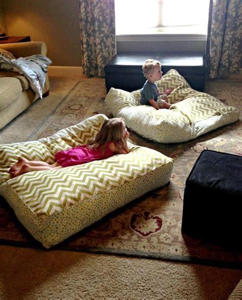tuto housse canapé coussins de sol pour tous les styles et pièces de la maison