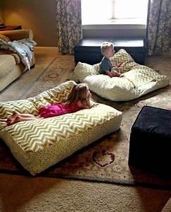 coussins de sol pour tous les styles et pieces de la maison With tapis kilim avec grand coussin rectangulaire pour canapé