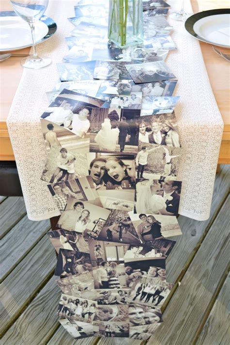 Tischdecke Selber Machen by Deko Mit Erinnerungen 11 Ideen Mit Denen Sie Fotocollage