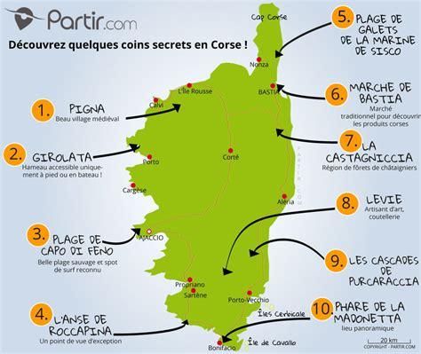 Carte Des Plages De by Infos Sur 187 Corse Carte Des Plages 187 Vacances Arts