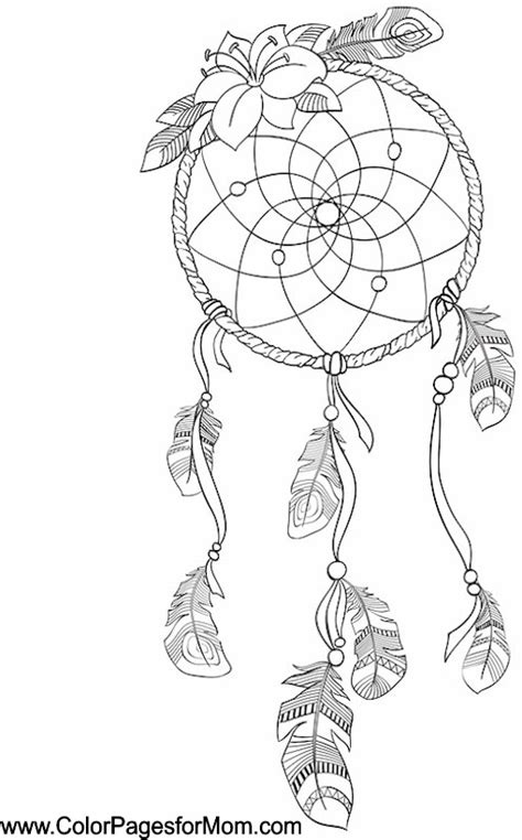 Southwestern & Native American Coloring Page 29
