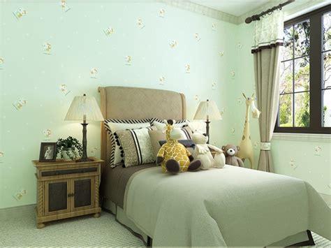 Mint Color Hello Kitty Wallpaper For Girls Room Kids