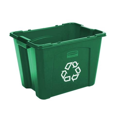 kitchen faucets on sale rubbermaid commercial products 14 gal green recycling bin