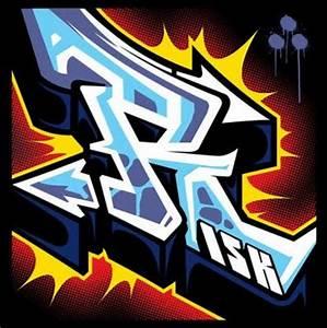 graffiti walls: Letter R in a Special Alphabet Graffiti ...