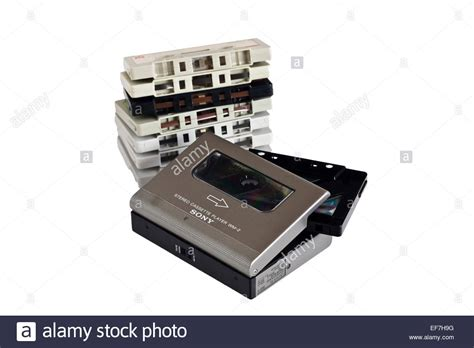 Cassette Walkman by Walkman Cassette Stock Photos Walkman Cassette Stock